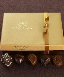 Godiva 19 Piece