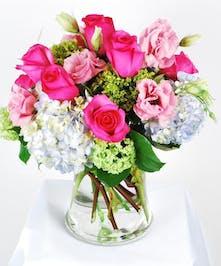 Simply Unforgettable Birthday Flowers