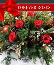 Forever Rose Centerpiece