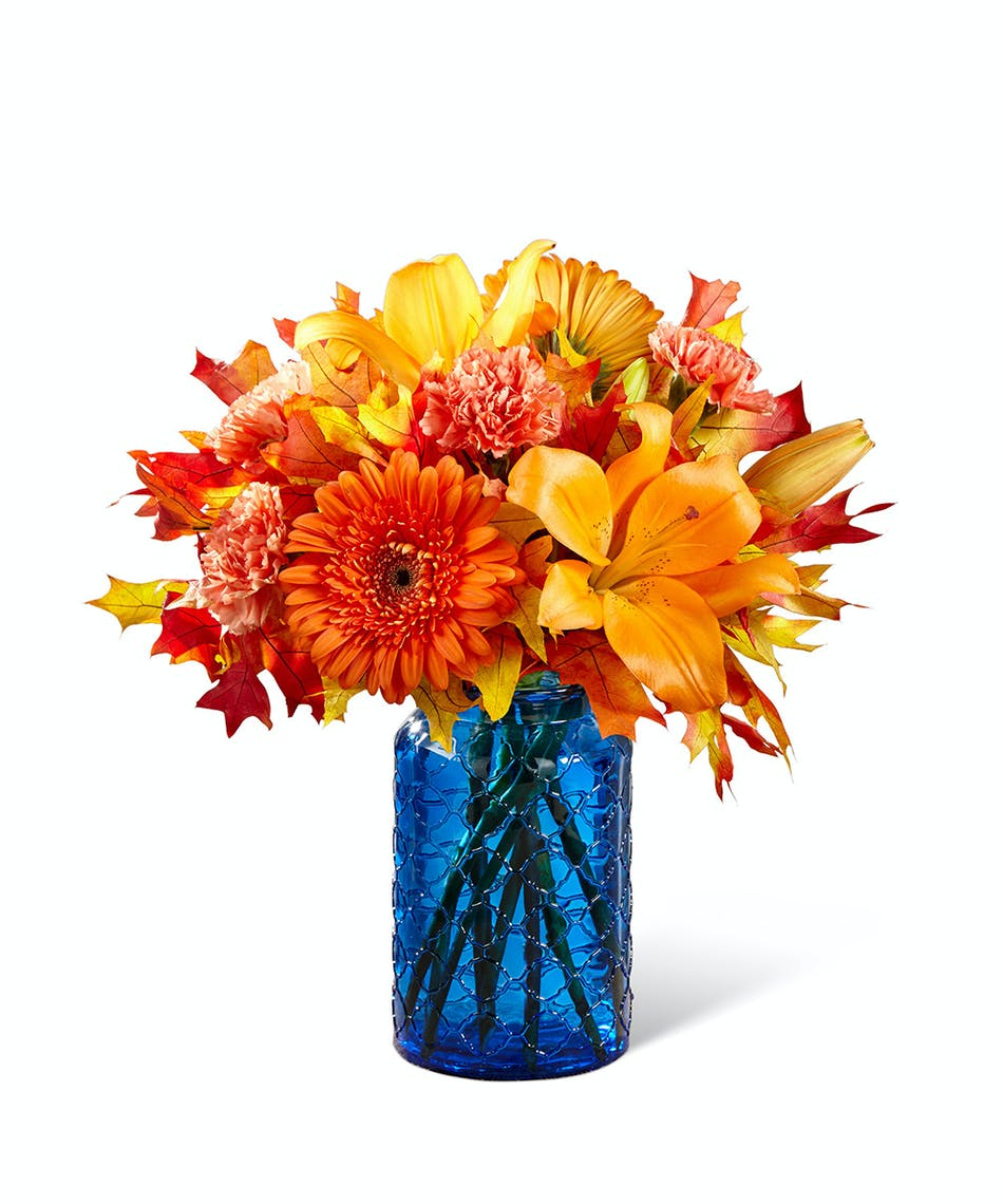 Autumn wonders fall flowers hollywood fl florist izmirmasajfo