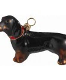 Pet Set Dachsund Black
