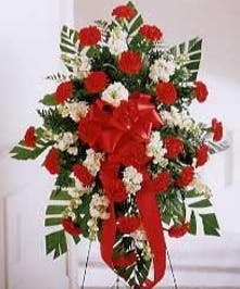 Traditional Standing  Spray Flower Delivery Hollywood (FL) Al's Florist