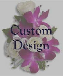 Custom Boutonniere