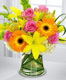 Just Because Floral Gift Bouquet