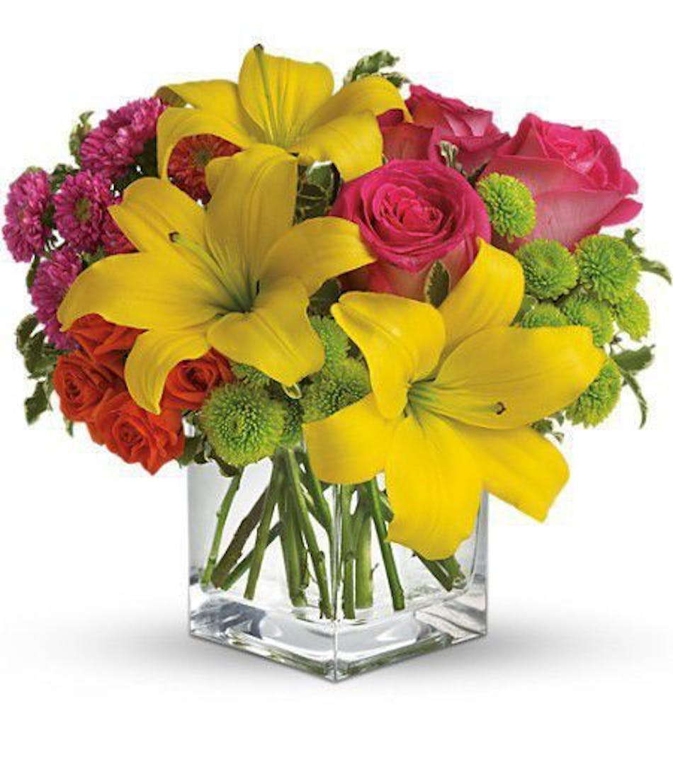 Sunsplash Summer Flowers Als Florist Hollywood Fl