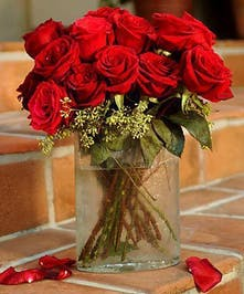 Shop 18 Red Roses Hollywood (FL) Al's Florist