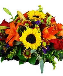 Country Beauty Centerpiece
