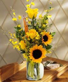 Cute Cylinder Vase