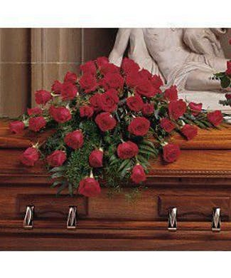 Sympathy Casket Flowers Hollywood (FL) Same-day Delivery
